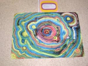 Projektgruppe Malen ist Träumen 2