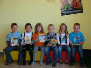 Teilnehmer der Klassenstufe 2